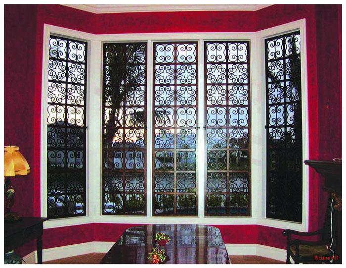 All Window Artisan Faux Iron Work