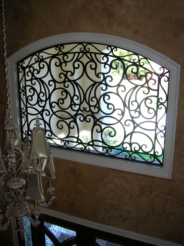 All Window Artisan Faux Iron Work