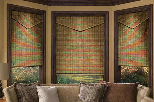 All Window Artisan Woven Wood Shades