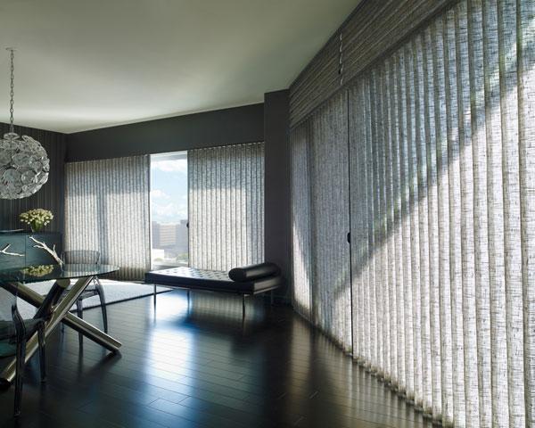 Vertical Cellular Shades All Window Artisan
